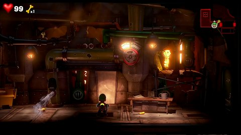 3 b2 マンション ルイージ 攻略 【ルイマン3】地下2階メンテナンスフロアの攻略・宝石の場所 [ルイージマンション3攻略wiki]